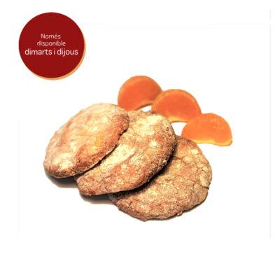 galetes de mandarina x 4